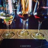 Arneis and single vineyard Barbaresco & Barolo on tasting