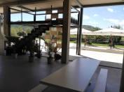 Hospitality area — at Vigne Surrau.