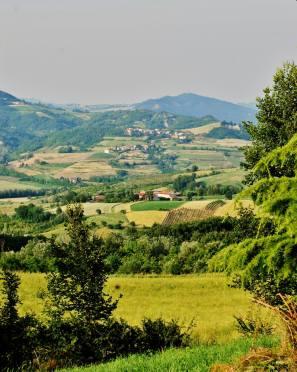 Landscape near Tortona