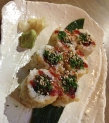 Spicy Tuna Maki Rolled in Tempura Crunchies
