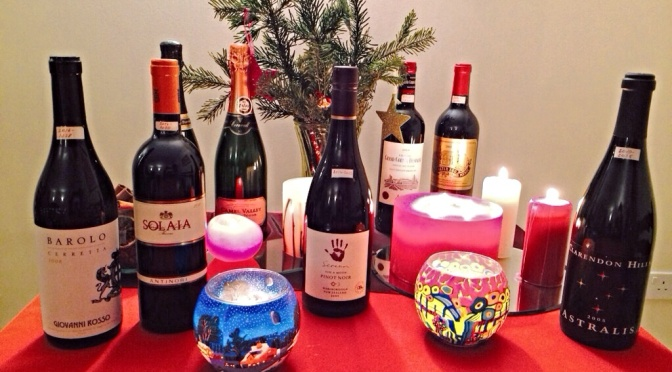 Festive Greetings & Sneak Preview