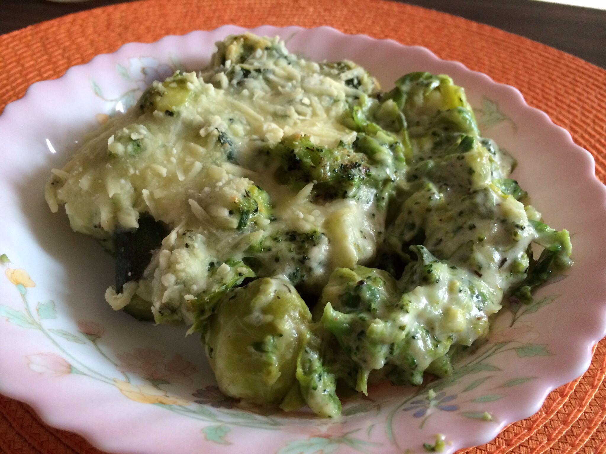 Green veg bake 2