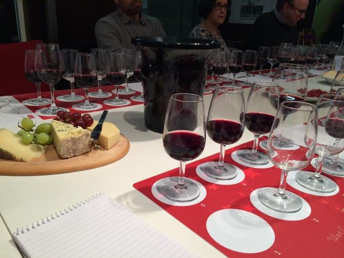 A taste of CVNE Rioja