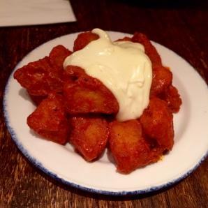 The undoubtedly best potatas bravas in town!