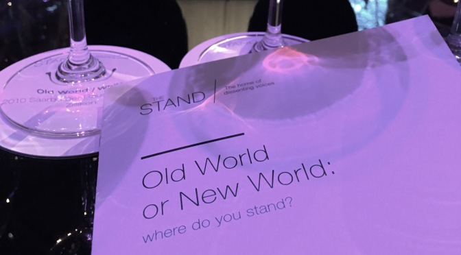 Old World vs. New World – Jancis Robinson & Oz Clarke battle it out