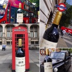 The obligatory London icons collage