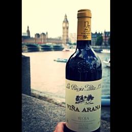 First things first - Vina Arana & Mr. Big Ben, the symbol of London