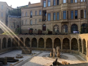 Icheri Sheher - Old City of Baku & Museum Inn hotel (recommended)