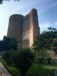 Maiden Tower - the symbol of Baku