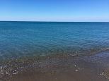 Clear waters of Tyrrhenian Sea