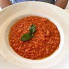 Bread soup Osteria Magona