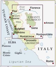 Tuscan Coast Bolgheri 16 Sweervywine