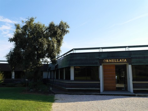 Ornellaia winery