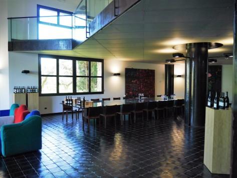 Camarcanda hospitality area