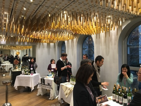 Koshu of Japan Tasting at Como The Halkin Hotel in London